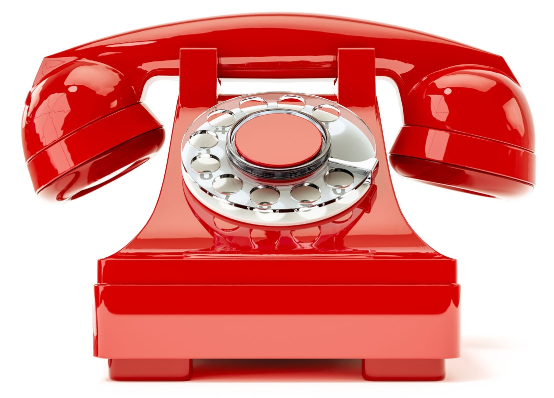 Red Phone for dental emergencies