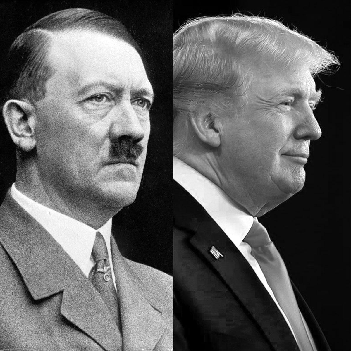 « Comme lui, Adolf Hitler était d'une intelligence moyenne et paresseux, jusqu'au début de la guerre tout au moins. » -