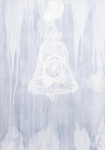 Air and Matter, 2001-02 Oil on canvas, 200x140 cm