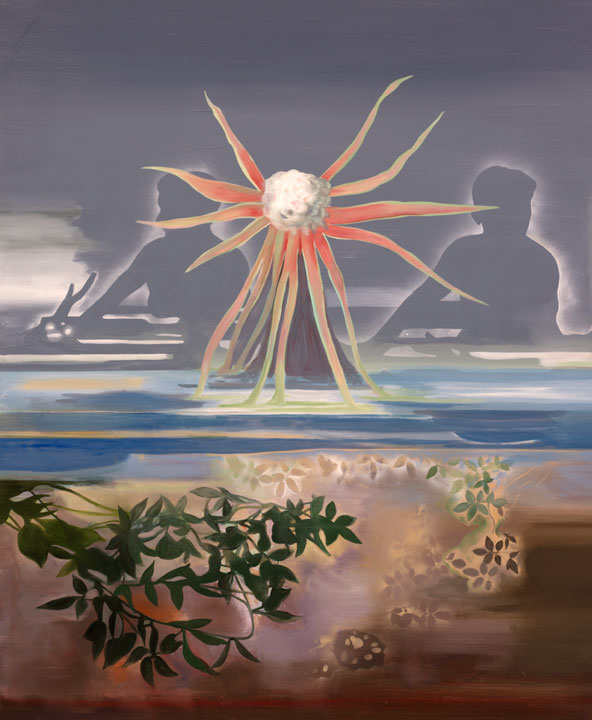 An Endless Story, 2005-06 Oil on canvas, 170 x 140 cm