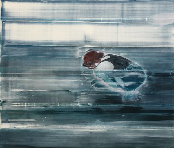 Vannelegi, 2001 Oil on canvas