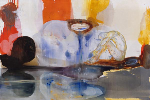Rio della plata , 1996-97, 200 x 300 cm