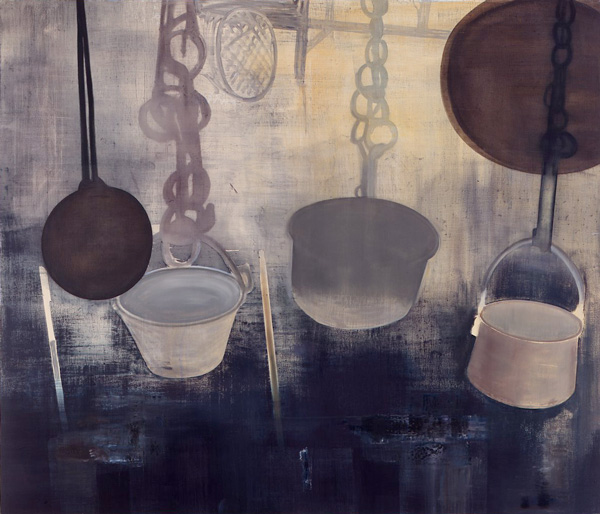 Tommaso, 1993-94, Astrup Fearnely Museet for Moderne Kunst Oil on canvas, 170 x 200 cm
