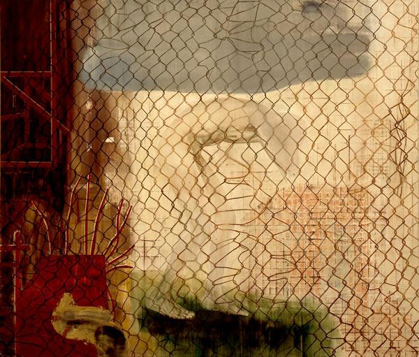 Gobeleng, 1994 Oil on canvas, 170 x 200 cm