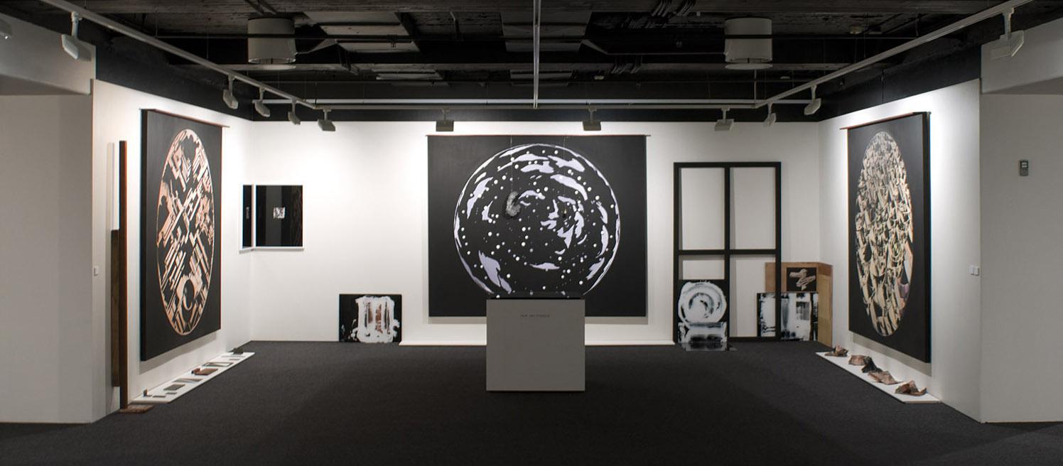 Inside out , Stenersenmuseet, Oslo, 2009