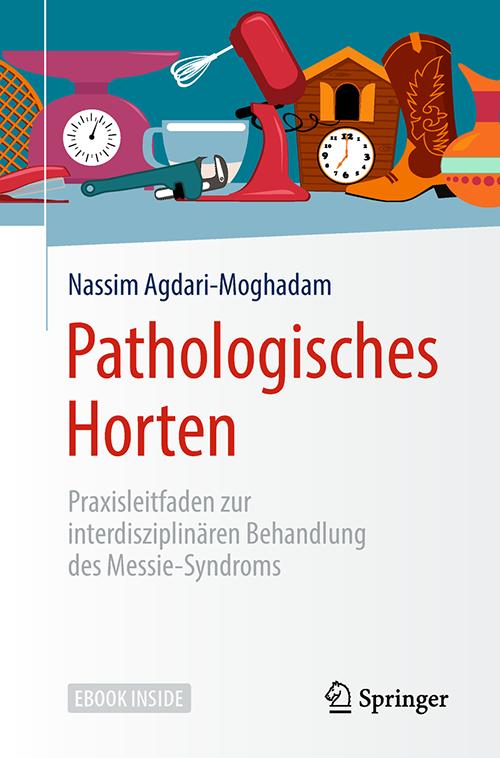 Nassim Agdari-Moghadam Pathologisches Horten Buchcover