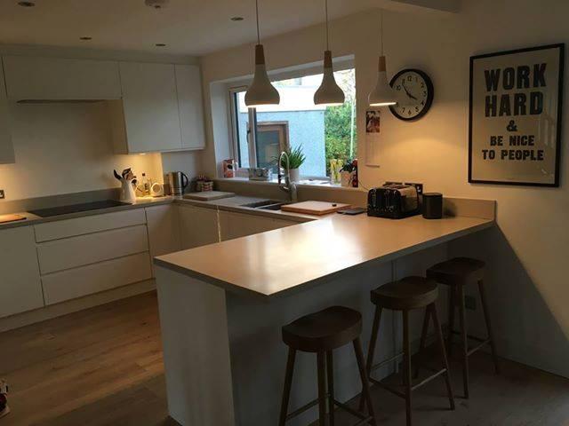 New Kitchen -