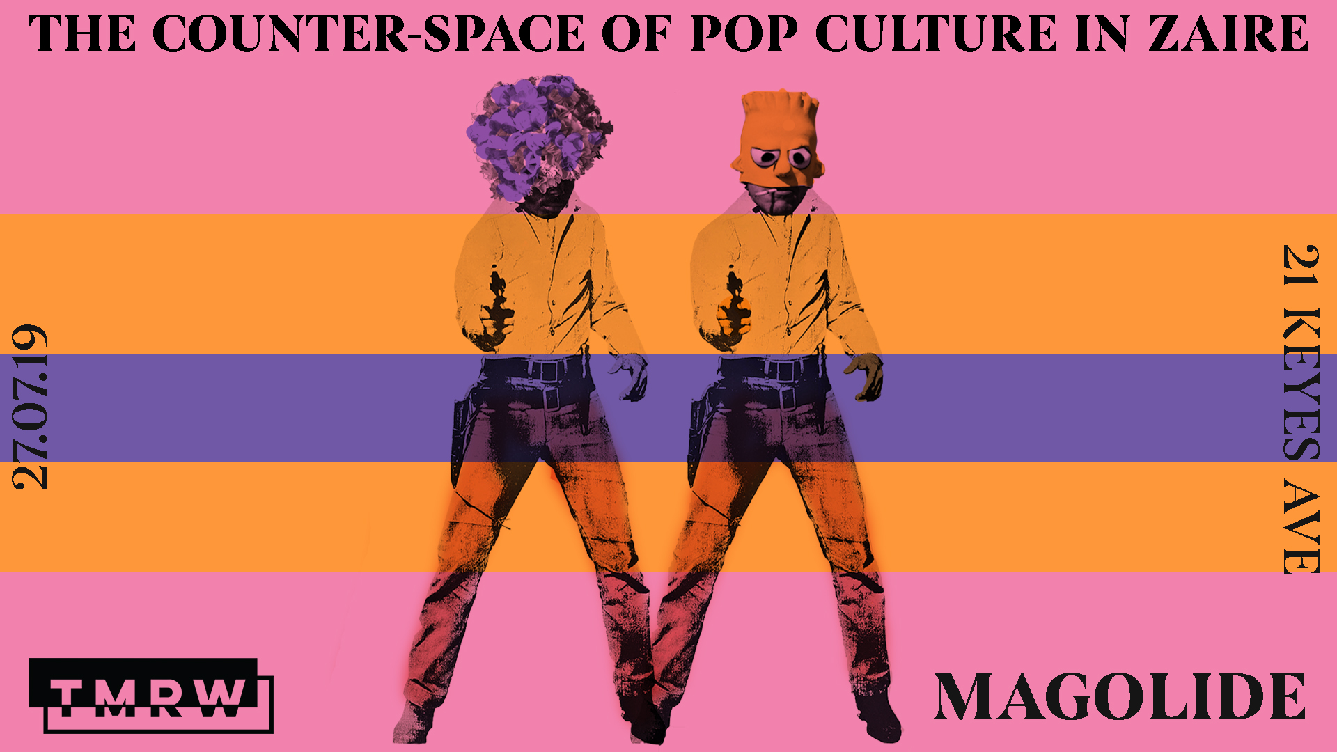 The Counterspace Of Pop Culture In Zaire - Magolide Collective