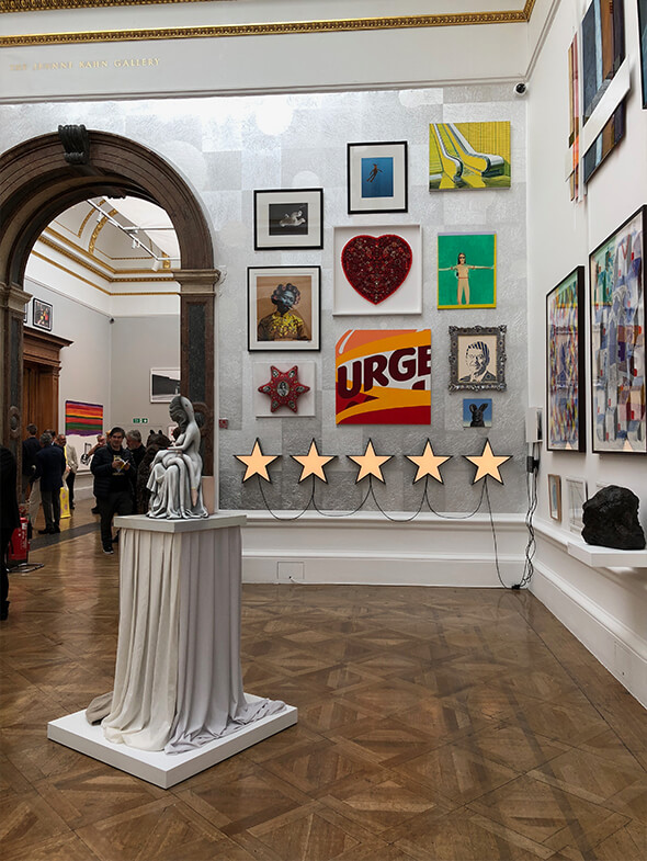 The_Constant_Need_For_Approval_James_Burke_Artist_sculpture_installation_london_lighting_interactive_acrylicize_royal_academy_summer_show.JPG