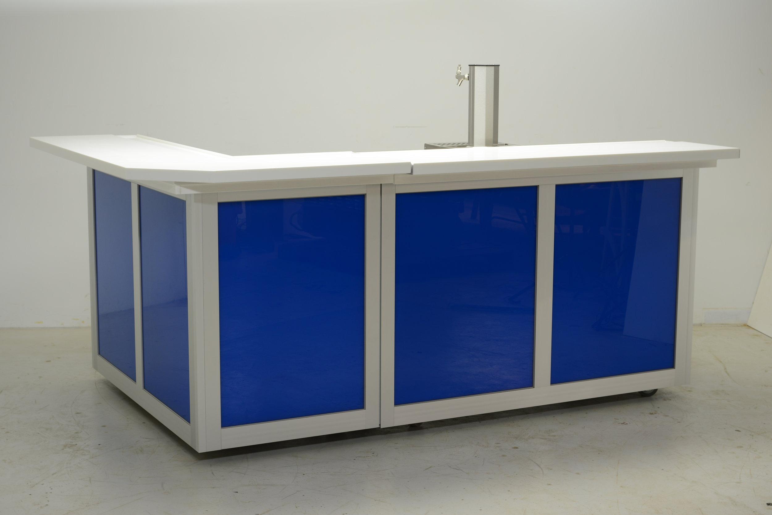 Blue and Foga Bar