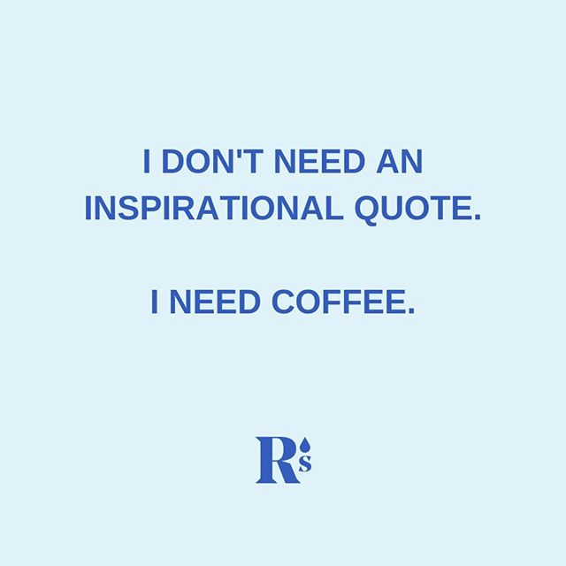 Who else? #renatosays #enjoyrenatos⠀⠀⠀⠀⠀⠀⠀⠀⠀ .⠀⠀⠀⠀⠀⠀⠀⠀⠀ .⠀⠀⠀⠀⠀⠀⠀⠀⠀ .⠀⠀⠀⠀⠀⠀⠀⠀⠀ .⠀⠀⠀⠀⠀⠀⠀⠀⠀ .⠀⠀⠀⠀⠀⠀⠀⠀⠀ .⠀⠀⠀⠀⠀⠀⠀⠀⠀ . ⠀⠀⠀⠀⠀⠀⠀⠀⠀ #butfirstcoffee #coffeetime #coffee #coffeelove #coffeeaddict #italianespresso #renatos #morningroutine #coffeelover #teatime #yum #coffeeforthewin #coffeeandrelax #quotes #coffeequotes #truth #inspiration