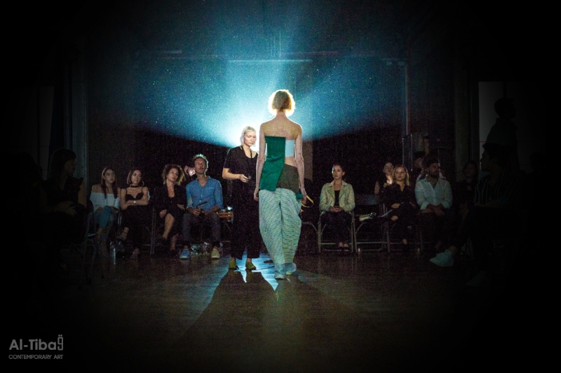 Fashion Design & Performance - International platform connected with established contemporary perspectives in the fields of fashion design and performance art.