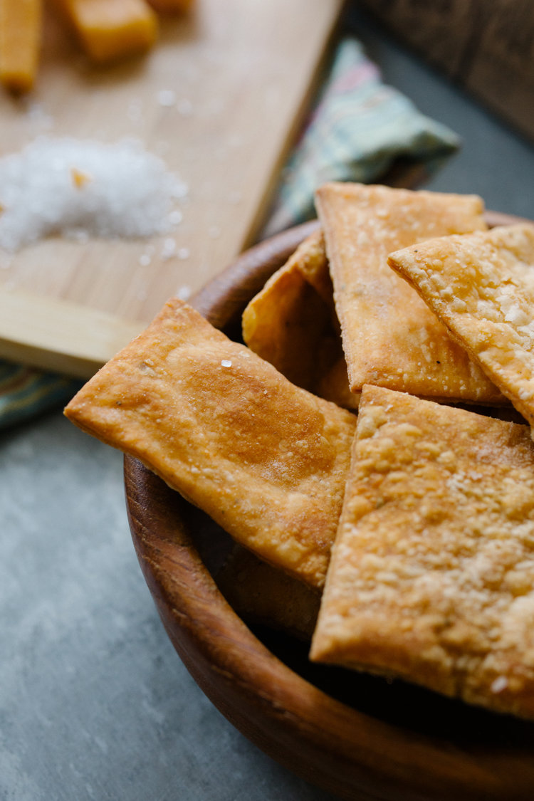Artisanal Crackers
