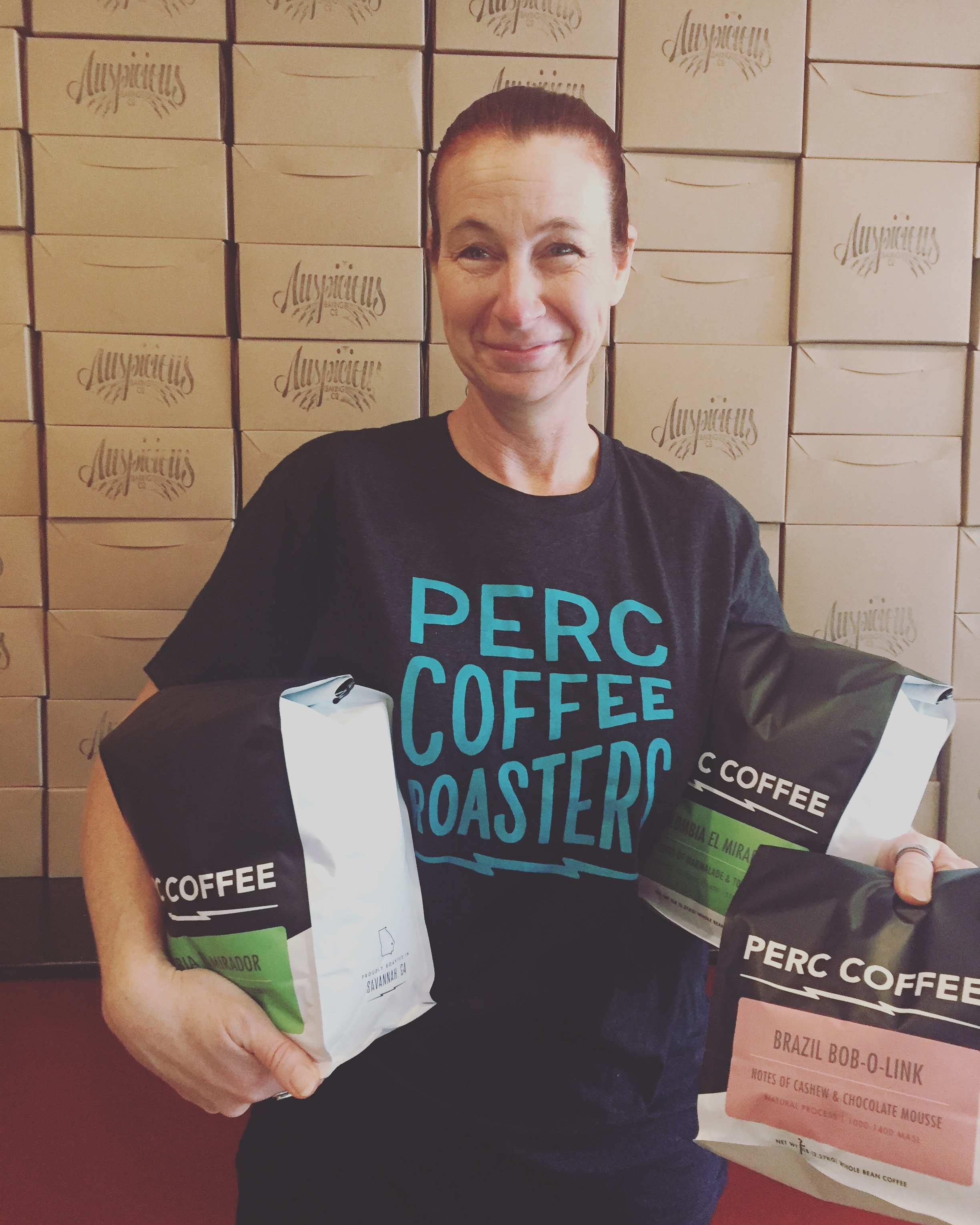 We Love Perc Coffee!
