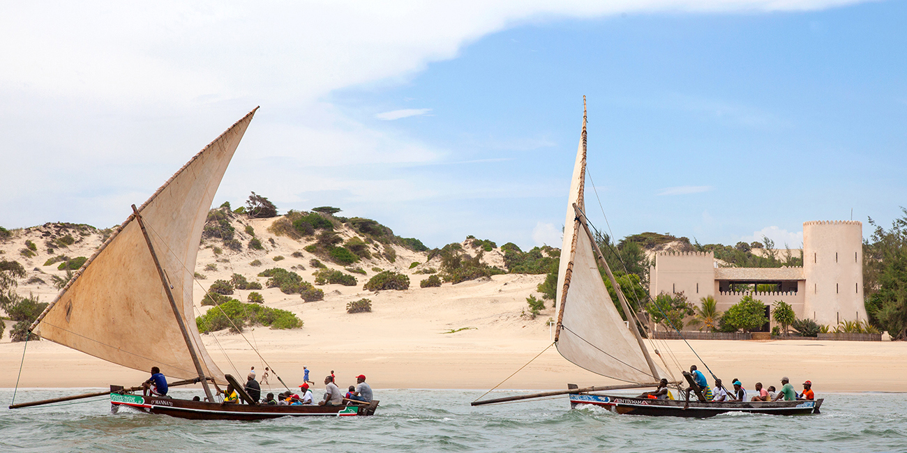 The Fort Shela - Lamu Island - photo Rosalia Filippetti
