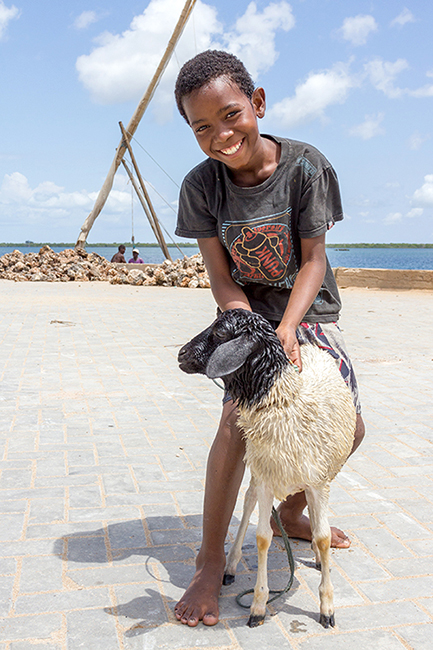 The Fort Shela - Lamu Island - photo Rosalia Filippetti