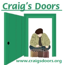 Craig's Doors - Opened in 2011, Craig's Doors operates Craig's Place, Hampshire County's only behavioral-based emergency shelter.Dedicated to reducing homelessness and serving the most vulnerable members of the community, Craig's Doors offers year- round case management, housing assistance, runs a weekly Community Breakfast through the Unitarian Universalist Society, and operates a year-round, daytime, Resource Center.