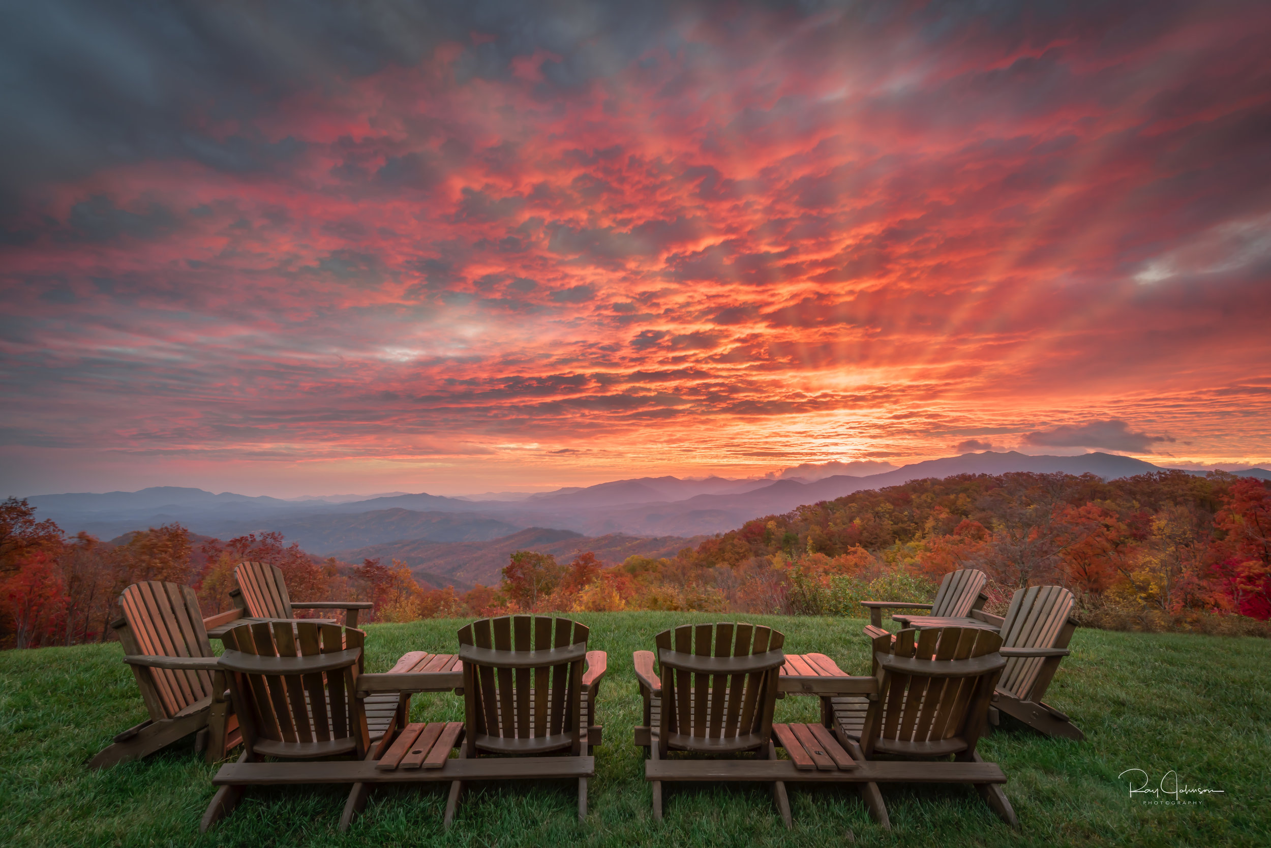 Smoky mountains -
