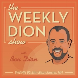 The Weekly Dion with Co-Host Mike Cashion of Peddl MHT I  https://www.facebook.com/TheWeeklyDion/