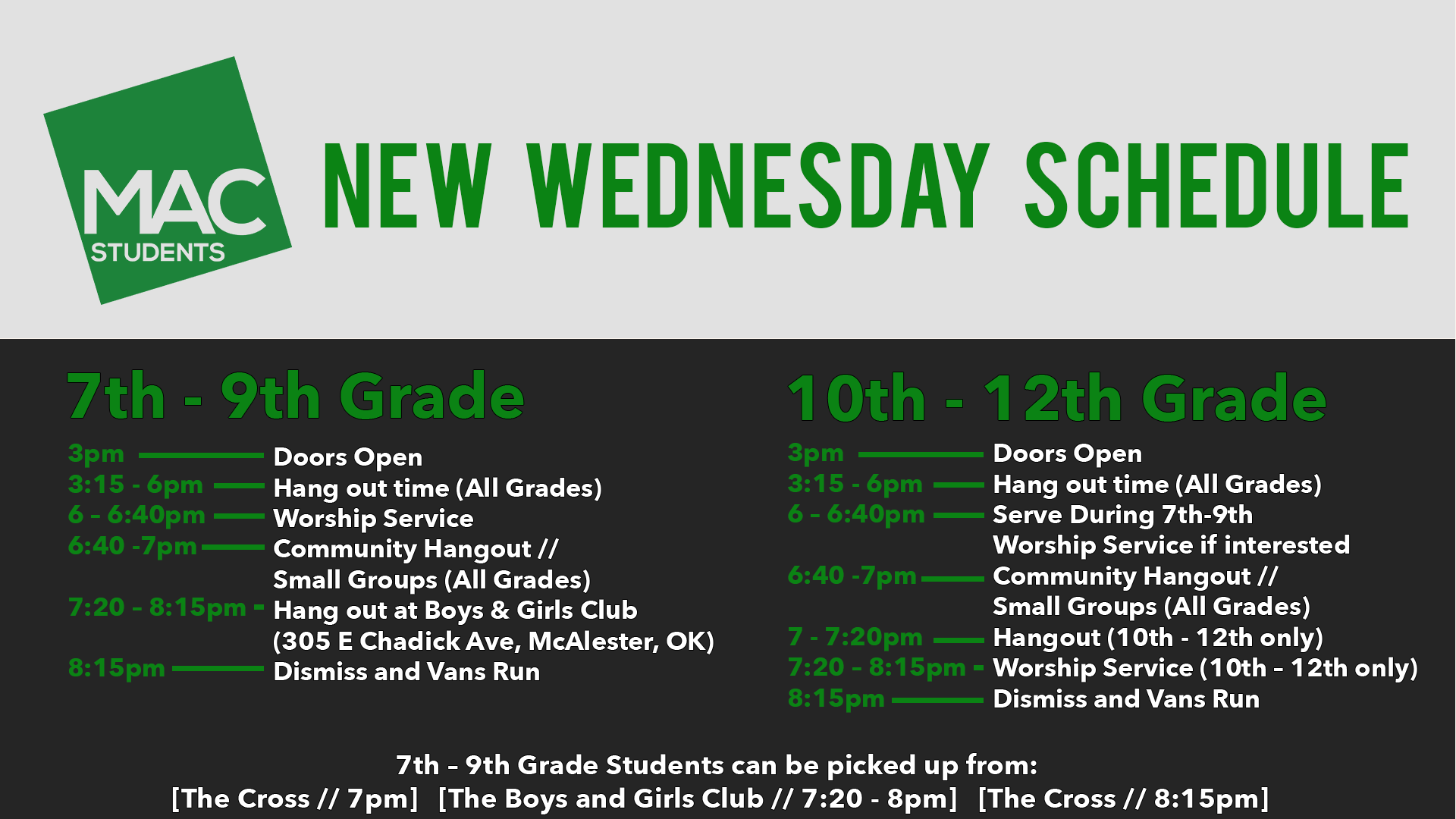 Mac Students New Wednesday Schedule.png