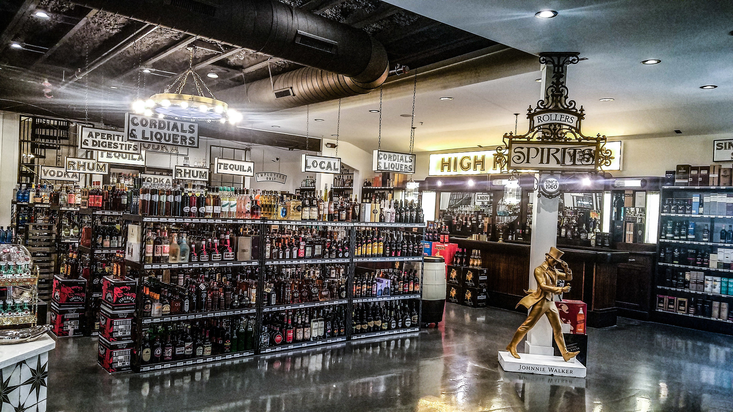 Spectacular Spirits - We offer an incredible selection of spirits. From local, small-batch productions, to all of your favorite big brand names, to hard-to-get specialty and seasonal items, we've got you covered. Our Single Malt Whiskey selection is unrivaled in the area! Enjoy 5% off our already low prices when you buy six 1.75 L bottles. Sign up today to receive other special offers!