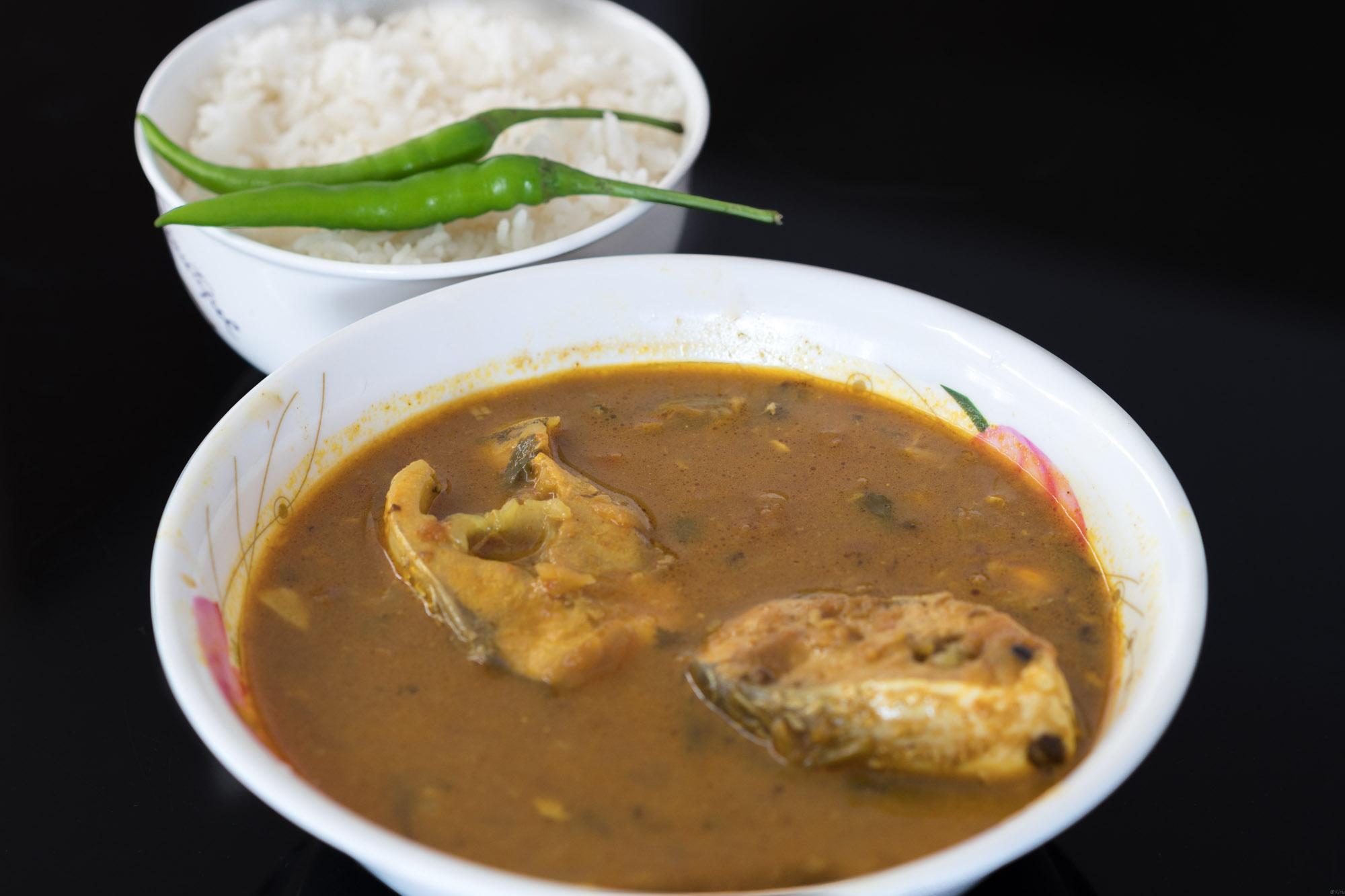 Fish kulambu