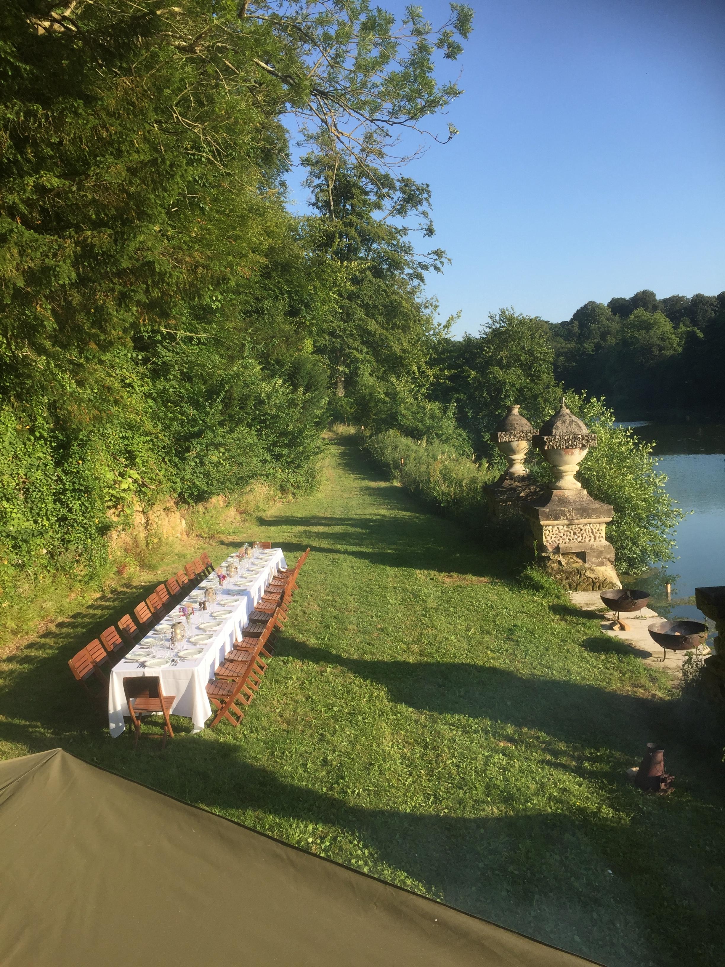 Field banquet Collaboration