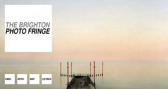 Brighton Photo Fringe website image  Tony Elwood