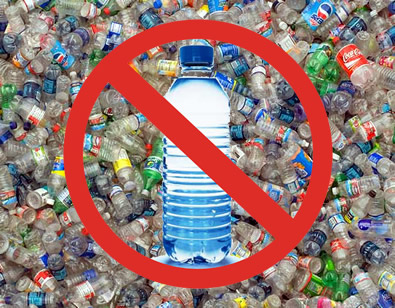 Despite recycling in some states, the mountain of wasted /disposed plastic bottles still grows every year.