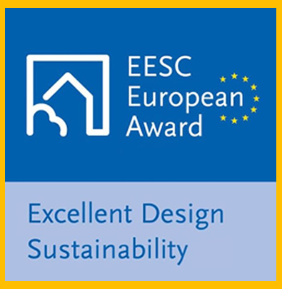 The revolutionary design of our Thank You bottles received the European Union's Award for Sustainable Design