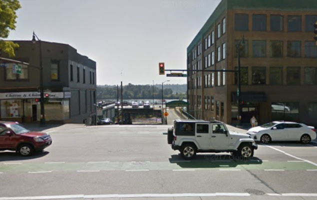 Downtown Front Street Parkade at 550/560 Columbia St (Lot #602)