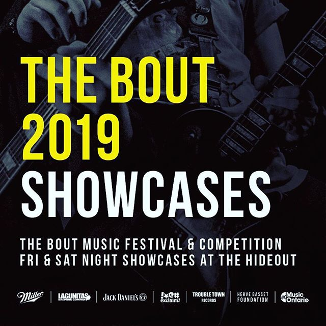 It has been a while! Just under two weeks until we're back at it for our first gig of 2019, playing @thebouttoronto at @thehideouttoronto on Sat, Feb. 16! Onstage at 8pm followed by @the_rickaneers, @the_koncepts_of_light, @redlightranch and @sweet_talk_jackie - message is for your free tickets, while supplies last!