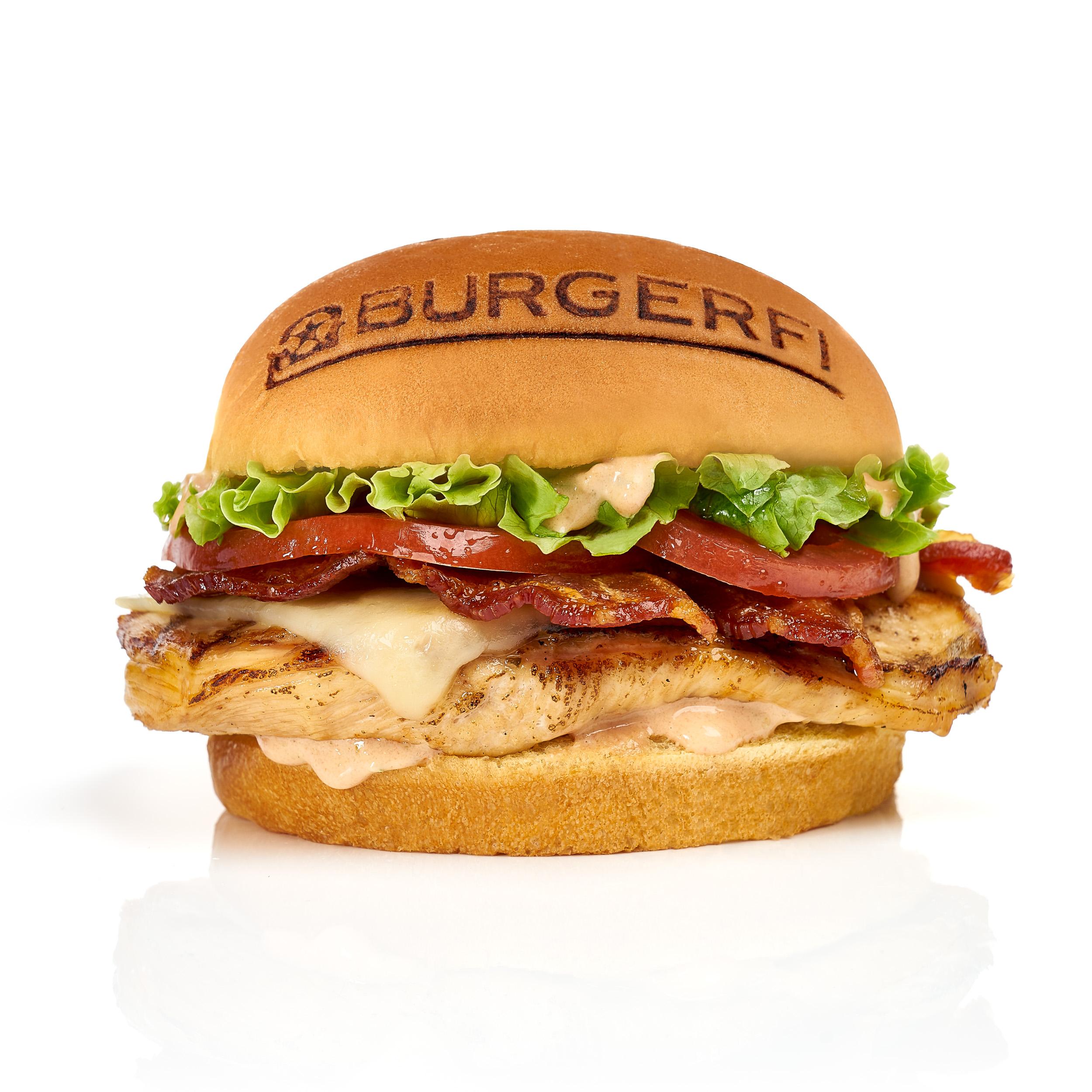 BurgerFi Chicken Sandwich -  FEC Photo - Miami Food Photographer.jpg