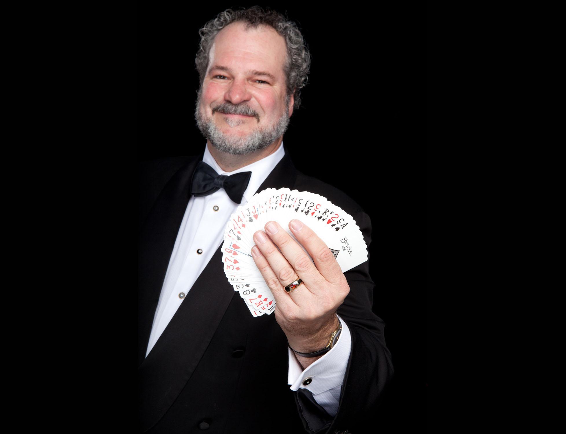 JOHNNY ACE PALMER  / Magician