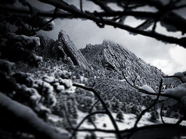 #Boulder #CO #flatirons