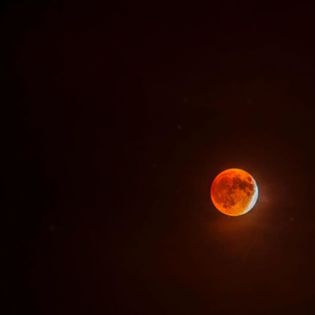 #bloodmoon #moon #eclipse that's more like it