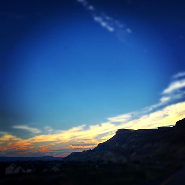 #Palisade #Colorado ... Good night #peaches