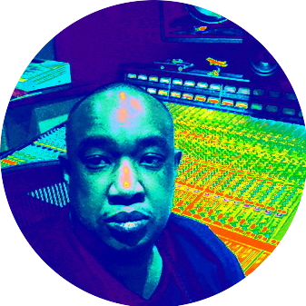 Ricky St Hilaire     Sound Engineer