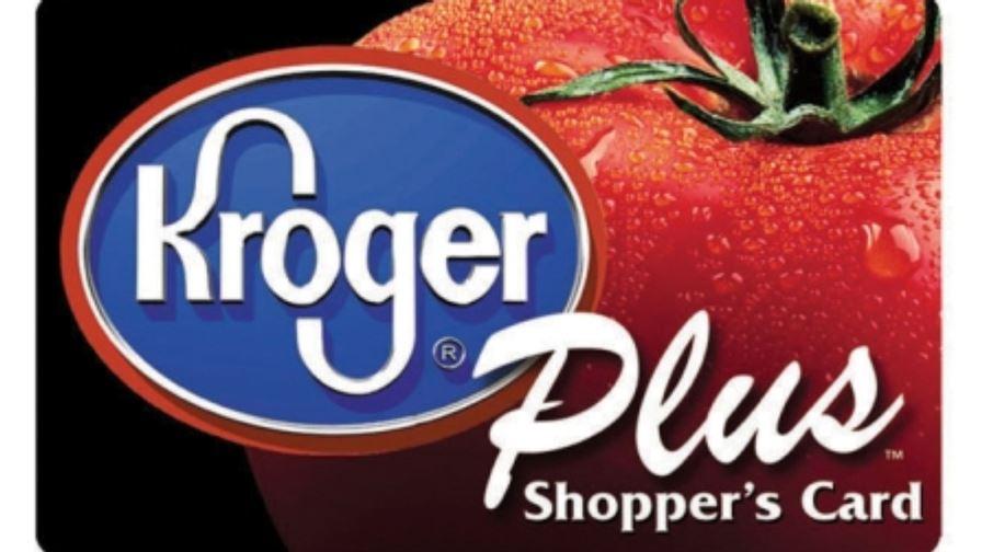 Kroger Plus Card — Unity of Nashville