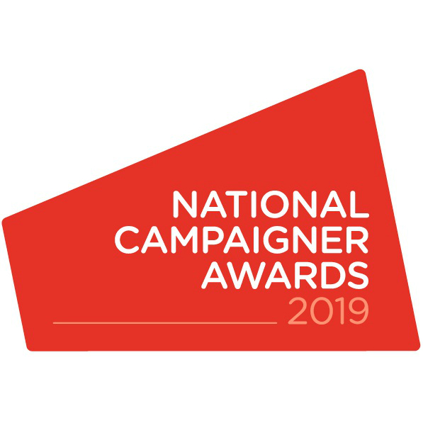 Sheila McKechnie Foundation National Campaigner Awards 2019.jpg