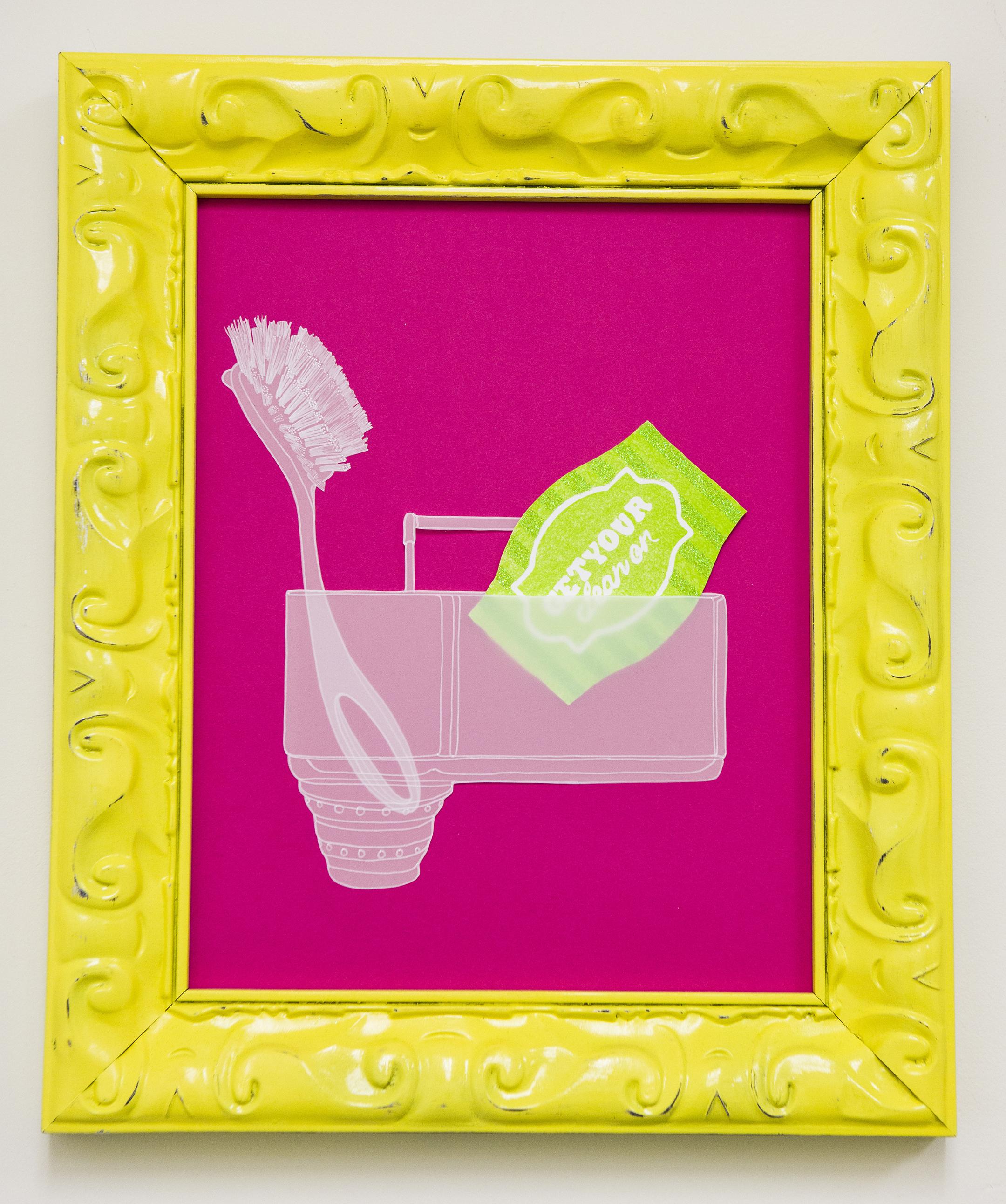Scotch Brite Printed Non-Scratch Scrub Sponge: Get Your Clean On