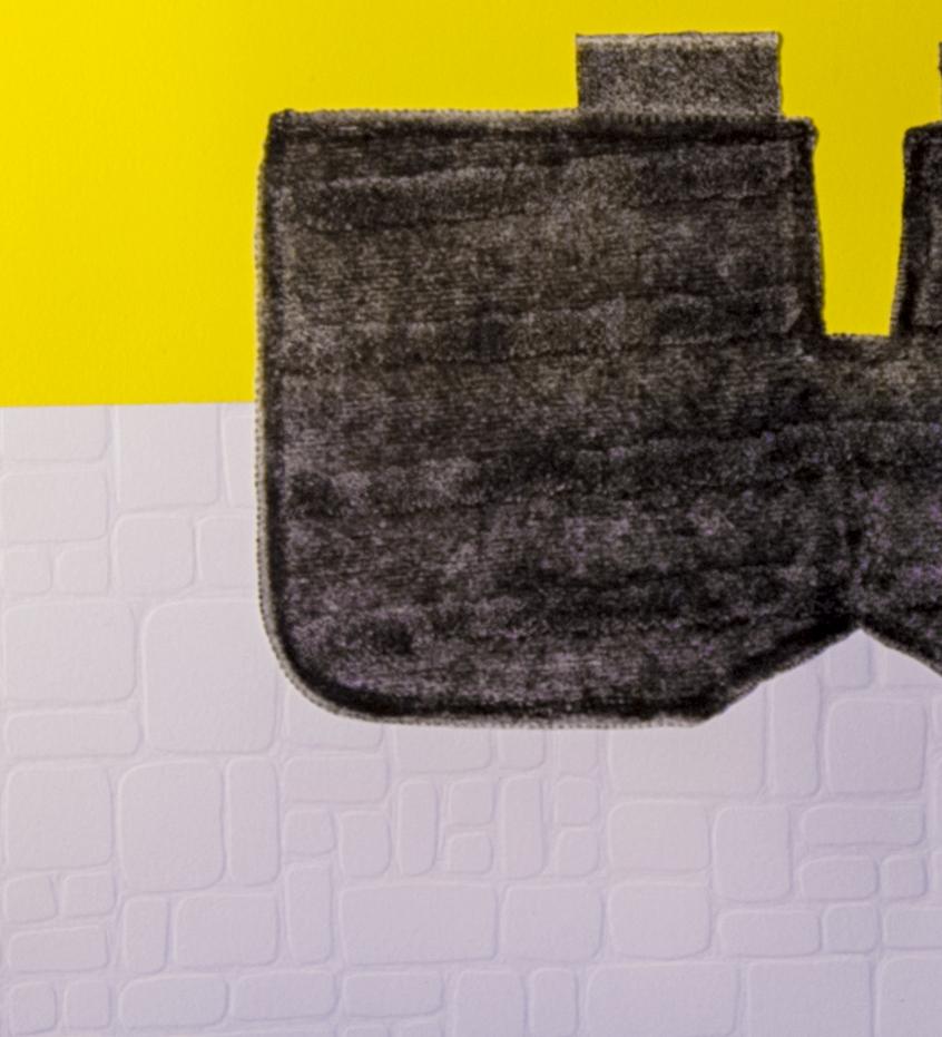 Quick Scrub Spray Mop (detail)
