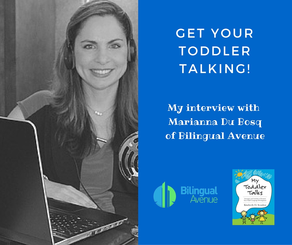 Get Your Toddler Talking!