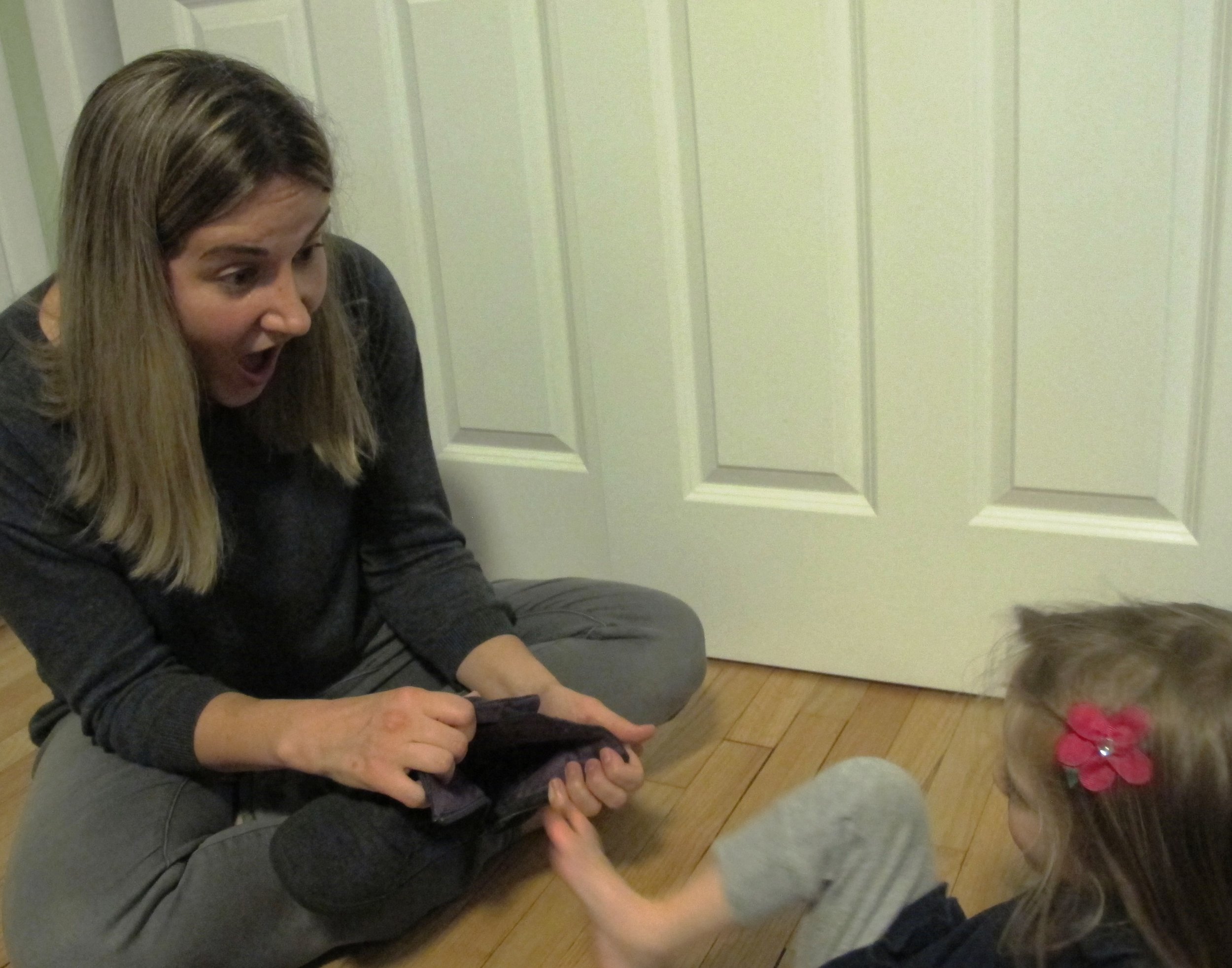 Waiting Expectantly Speech Therapy for Toddlers