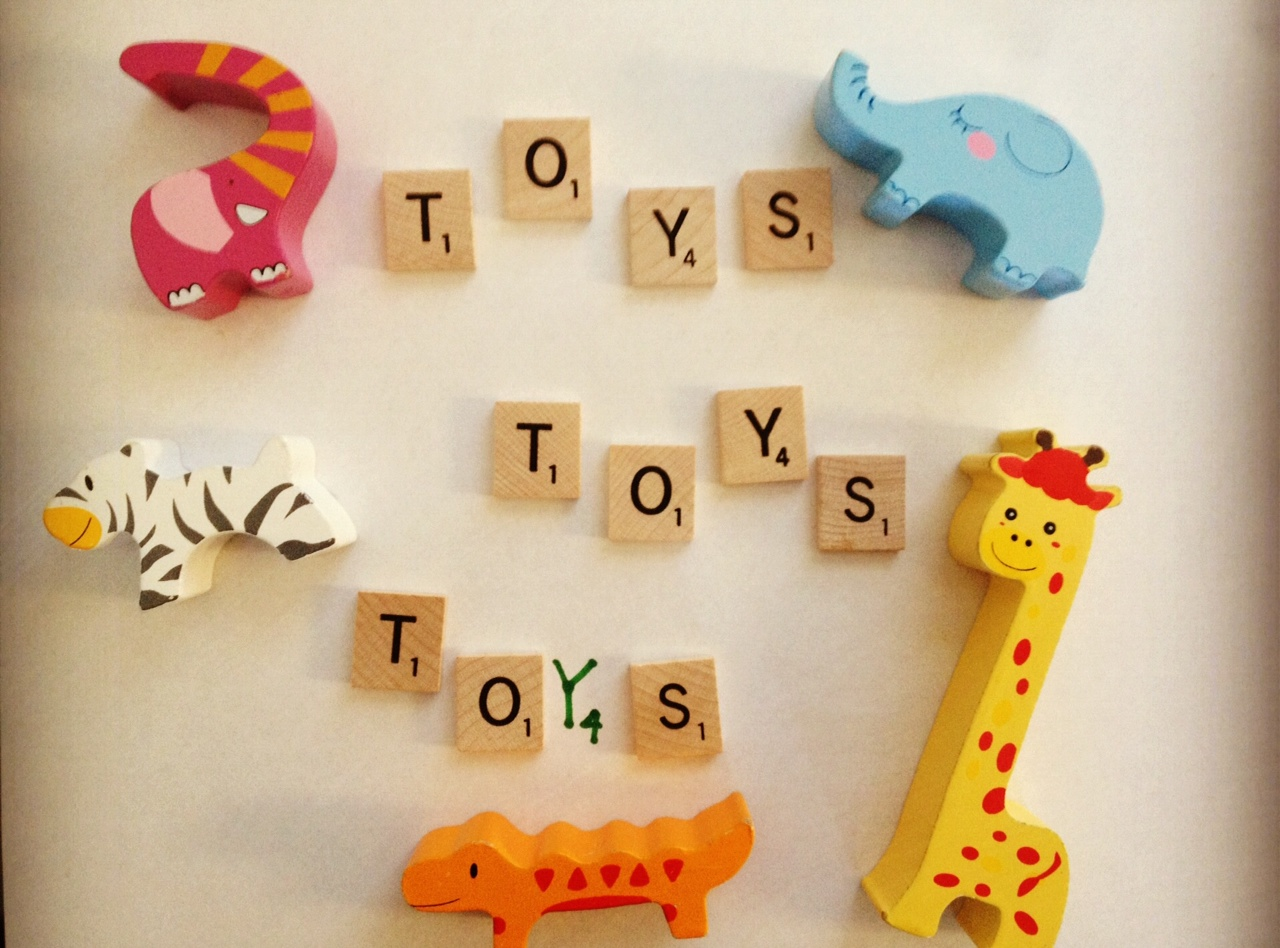 Speech Therapy Toys for Toddlers and Preschoolers