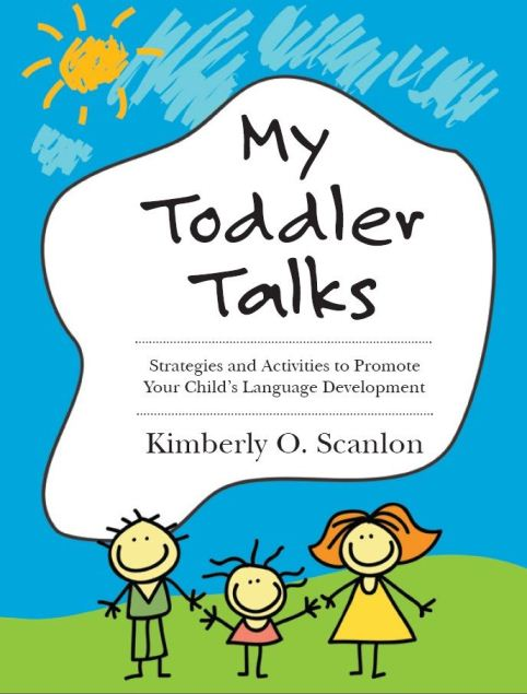My Toddler Talks Book Review