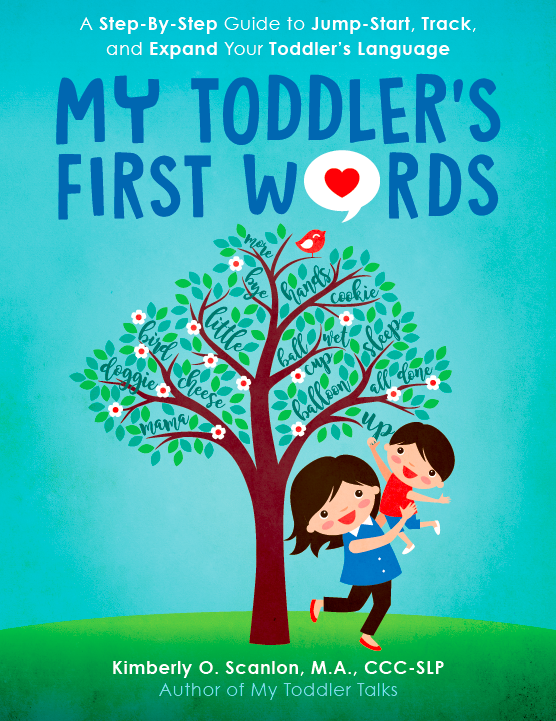 My Toddler's First Words Front Cover Bolded.png