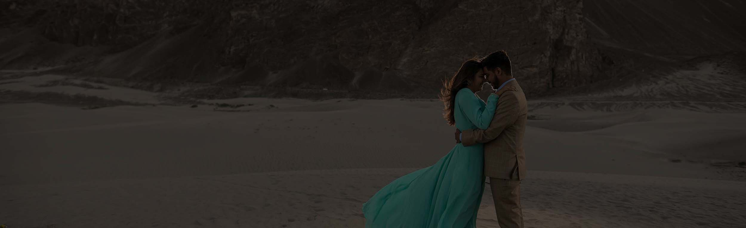 ANISH AND GRISHMA - LADKAH PRE WEDDING SHOOT