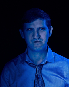 Dennis Sheberla, PhD     Chief Technology Officer