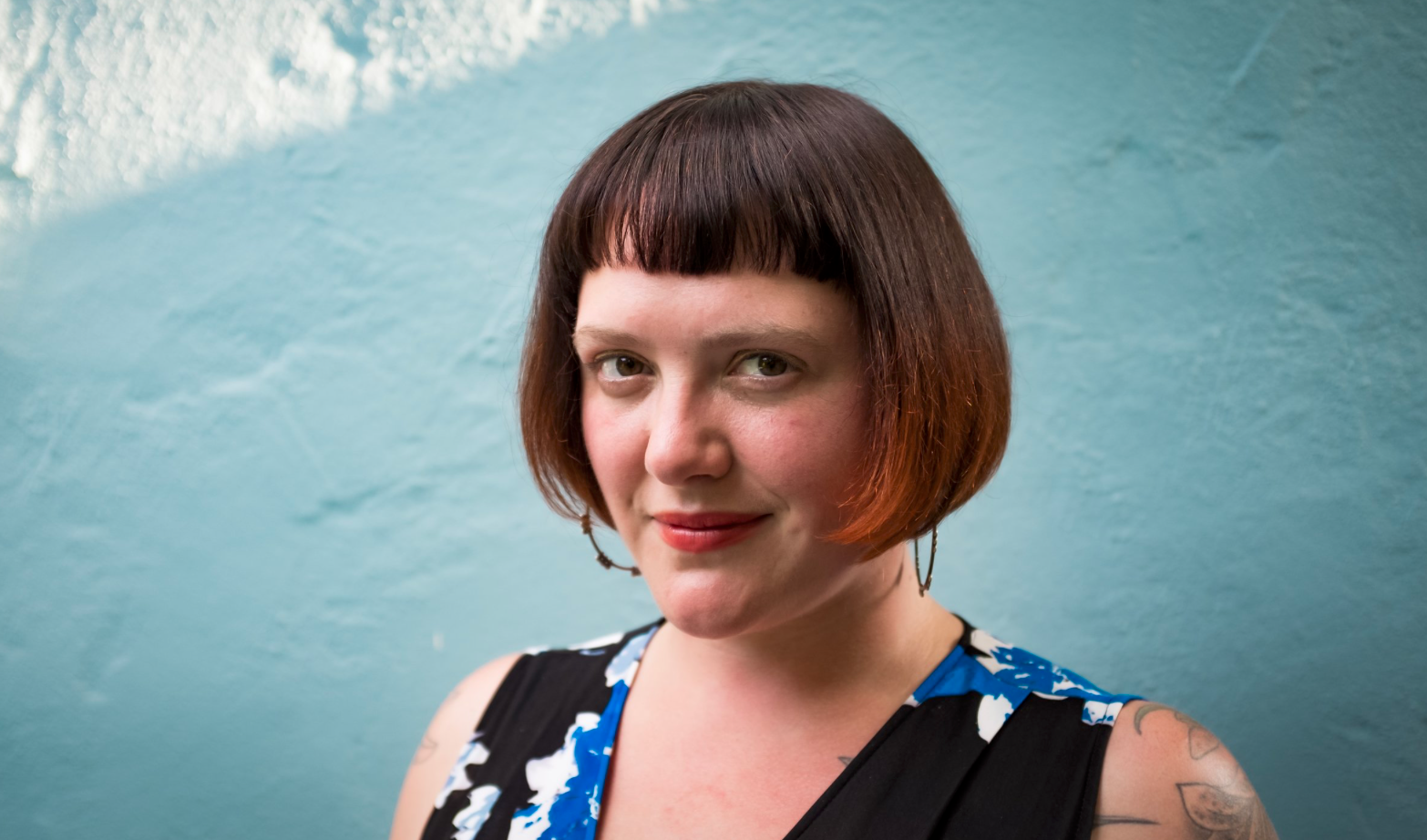 Luiza Flynn-Goodlett - Author of the chapbooks Unseasonable Weather  and Congress of Mud.  She serves as editor-in-chief of Foglifter Journal and lives in Oakland, California.
